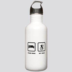 Wheelchair Archery Stainless Water Bottle 1.0L
