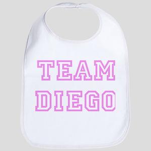 Pink team Diego Bib