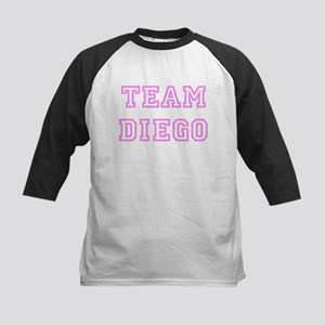 Pink team Diego Kids Baseball Jersey