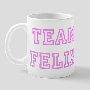 Pink team Felix Mug
