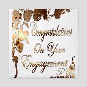 congratulations on your engagement art illustratio