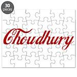 Choudhury name Puzzle