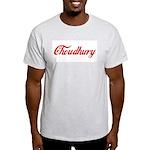 Choudhury name Light T-Shirt