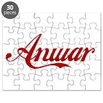 Anwar name Puzzle