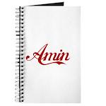 Amin name Journal