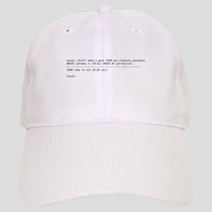 Tattoo-Ready Query Cap