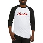Bashir name Baseball Jersey