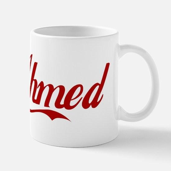Ahmed name Mug
