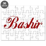 Bashir name Puzzle