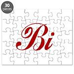 Bi name Puzzle