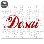 Desai name Puzzle