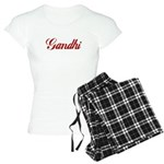 Gandhi name Women's Light Pajamas