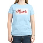 Hussein name Women's Light T-Shirt