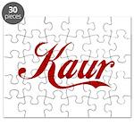 Kaur name Puzzle
