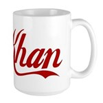 Khan name Large Mug