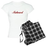 Mahmood name Women's Light Pajamas