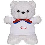 Nessa name Teddy Bear