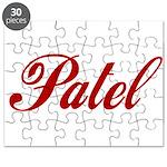 Patel name Puzzle