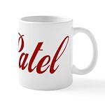 Patel name Mug