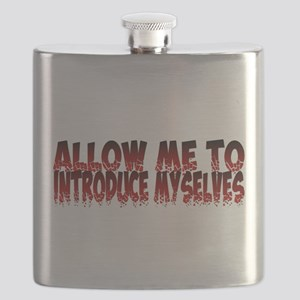 Allow Me To Introduce Myselves Flask