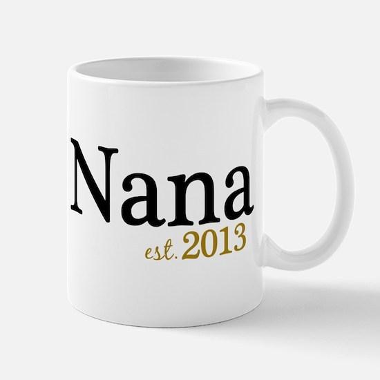 New Nana Est 2013 Mug
