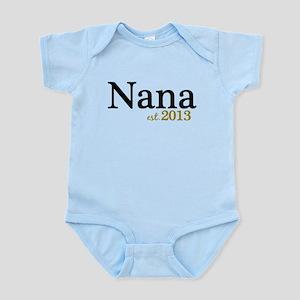 New Nana Est 2013 Infant Bodysuit