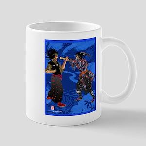 Mug, Dragon and the Tiger