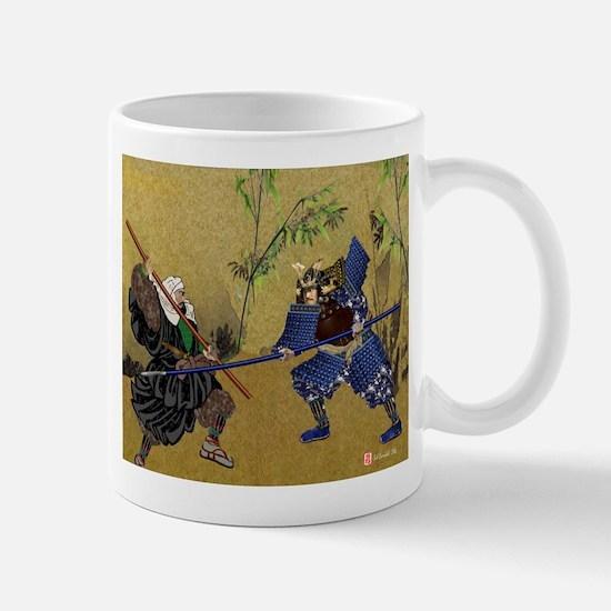Mug, Warrior Monk
