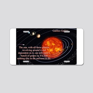 The Sun With All Those Planets - Galileo Galilei A