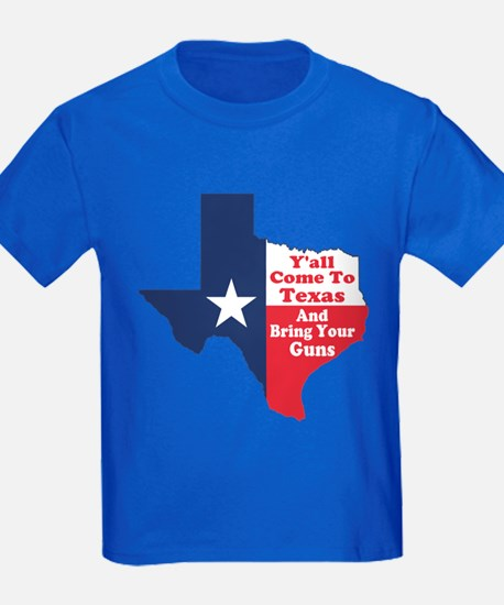 Yall Come to Texas T