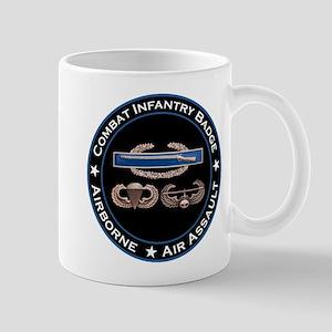 CIB Airborne Air Assault Mug