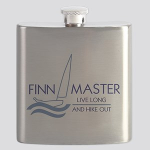 Finn Master - Live Long Hike Out Flask