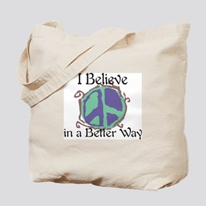 Better Way Tote Bag