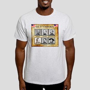 Gettysburg - Union Light T-Shirt