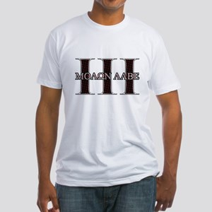Come and Take It! Fitted T-Shirt