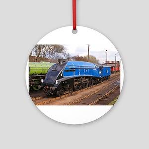 Sir Nigel Greasley - Steam Engine Ornament (Ro