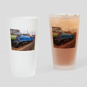 Sir Nigel Greasley - Steam Engine Drinking Gla