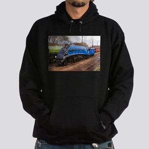 Sir Nigel Greasley - Steam Engine Hoodie (dark