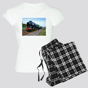 Flying Scotsman - Steam Train Women's Light Pa