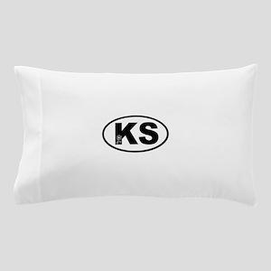 Kansas Sunflower Pillow Case