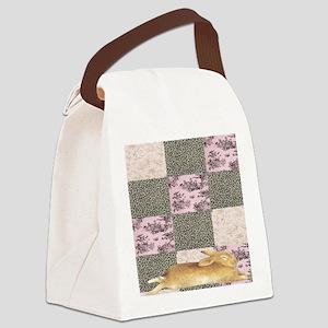 Sleepy Bunny Bottle Bag/Diaper Stacker