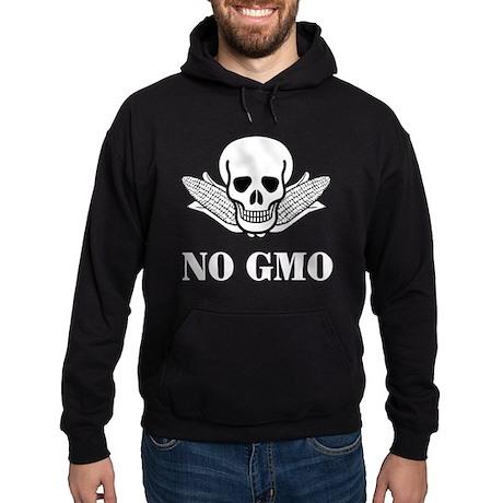 NO GMO Hoodie (dark)