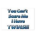 You cant scare me 1 Postcards (Package of 8)