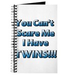 You cant scare me 1 Journal