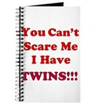 You cant scare me 2 Journal