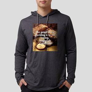 The Proof Of The Pudding - Miguel de Cervantes Men