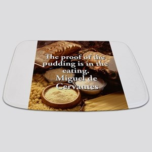 The Proof Of The Pudding - Miguel de Cervantes Bat