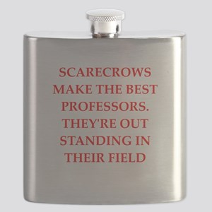 scarecrow Flask