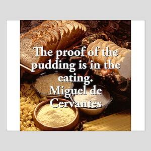 The Proof Of The Pudding - Miguel de Cervantes Sma