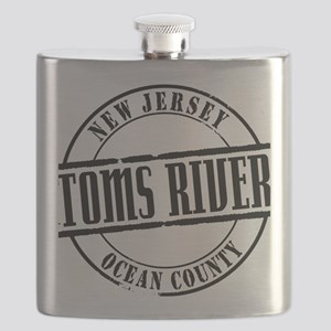 Toms River Title Flask